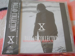 [自抓flac]X-JAPAN Ballad Collection