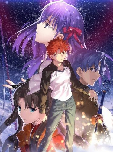 Fate/stay night [Heaven's Feel] I.presage flower OST [FLAC+MP3+BK]
