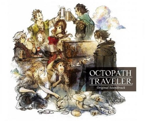 八途旅人计划(OCTOPATH TRAVELER) OST [FLAC]