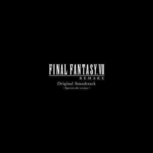 最终幻想7重制版(FINAL FANTASY VII REMAKE) OST 完全版 [8CD][FLAC+MP3]